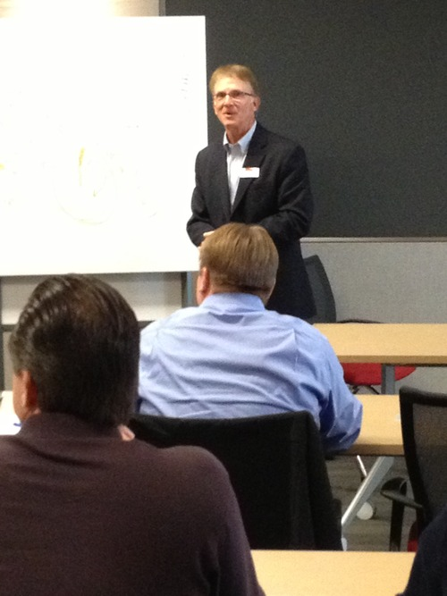 Brian Troxel chairs Economic Development Day at West Coast Leadership