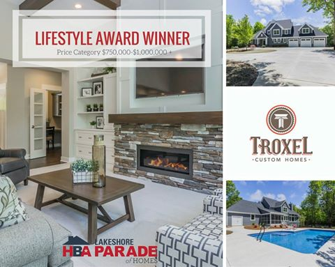 2016 Parade of Homes Awards
